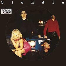 BLONDIE PLASTIC LETTERS VINILE LP PICTURE DISC NUOVO SIGILLATO !