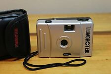 Bell & Howell Compact 35mm Film Camera 28mm Lens w/ Case