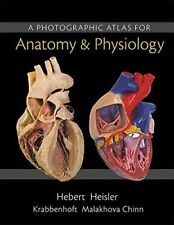 Photographic Atlas for Anatomy and Physiology, a (Looseleaf) Paperback – January