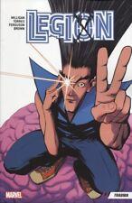 Legion Tpb Trauma Reps #1-5 Marvel New/Unread