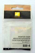 NIKON Original Monitor Cover BM-4 for D70