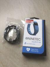 NINETEC Smartfit Fitness Armband Herzfrequenz F2HR Fitnesstracker Aktivitätsband