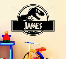 Vinyl Dinosaurs Large Wall Decals & Stickers