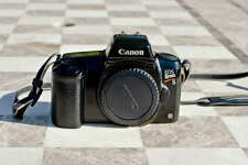 CANON EOS REBEL SII 35MM CAMERA BODY, STRAP, MANUAL