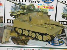 1:72  Panzer Tiger I or Jagdpanter or T-34 WWII Tank motorized plastic model