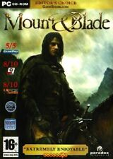 Mount & Blade (PC CD).