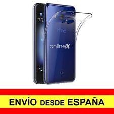 Funda Silicona para HTC U11  Carcasa Transparente ¡España! a3048
