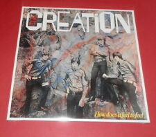 Creation -- How does it feel to feel  -- LP / Rock
