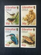 Gibraltar Stamps 1999 .animal