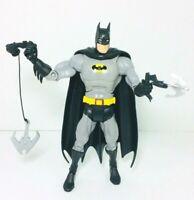 DC Universe Classics Batman Grey Suit Action Figure Classic Costume Loose DCUC