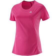 Joggen-Damen-Sport-Shirts & -Tops mit kurzen Ärmeln Strumpfhose in Größe XS