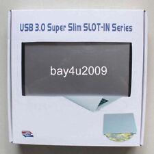 Panasonic UJ265 Blu Ray BD Brenner Laufwerk Slim USB 3.0 Slot-in extern weiß