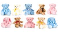 Baby Gift First Teddy Bear Rabbit Plush Soft Toy Keel Newborn Boy Girl 20 25cm