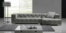 Chesterfield Design Ecksofa Sofa Couch Polster Ecke Garnitur Wohnlandschaft  916