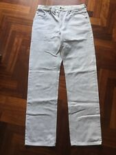 RIFLE PANTS PANTALONI COTTON NO SHORTS SIZE 33X34