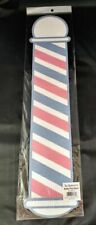 Barber Pole Vinyl Decal Window Cling SC-9015 by Scalpmaster