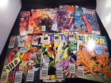 Thor lot of 12 books #379 380 381 382 383 384 461 560 562 577 579 and 587 Marvel