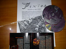 """PIXIES """"DEATH TO THE PIXIES"""" RARE SPANISH 2 CD SET + PRESS DOSSIER / EVERCD2045"""