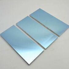 5 Thick 12 Precision Cast Aluminum Plate 475 X 11625 Long Qty 3 Sku136796