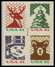 Holiday 2007 Knits 4207a-10a 4210c Block 8 From Double-Sided Pane MNH - Buy Now