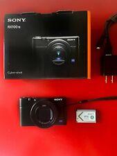 Sony Cyber-shot DCX-RX100 VII RX100VII Mark 7 20.1MP Digital Camera MINT!