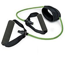 PILATES RESISTANCE CORD - GAIAM band cuff for yoga Mari Winsor fit quick start