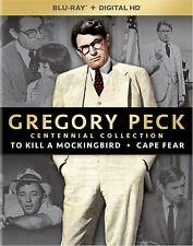 Gregory Peck Centennial Collection [Blu-ray] NEW Cape Fear, Free Shipping