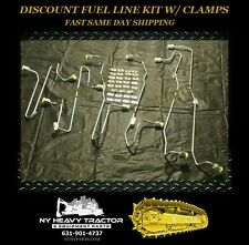 3406 Caterpillar Fuel Injection Line Kit 6 pcs NEW 1917941 1917942 1917943 CAT