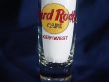 Hard Rock Cafe Key West Logo 4 Inch Tall Shot Glass Mint