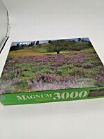 MB Magnum 3000 Piece Interlock Puzzle - Hillside near Lyle, Washington