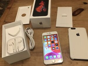 Iphone 6s 32GB  Unlocked White And Silver used But Fantastic Condition