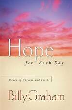 Hope for Each Day: Words of Wisdom and Faith-ExLibrary