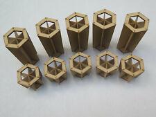 Turm-Baumeister-Spiel (Säulen kombinierbar mit Gravitrax® Höhensteinen)