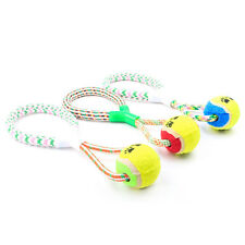 Pet Dog Toys Chewing Ball Bone Knot Indestructible for Aggressive Chewers