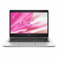 HP EliteBook 830 G6 13.3 (512GB, Intel Core i7 8th Gen., 1.60GHz, 8GB ) Laptop - Silver - 7MS75UT