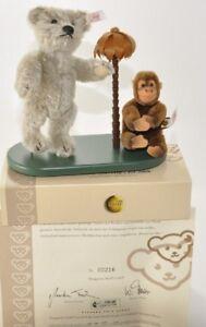 Steiff bears*Steiff Rolly Drolly 2006 Limited Edition Set *Ean 037467