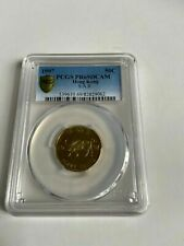 1997 Hong Kong SAR Special Issued  Fifty Cents PCGS PR 69 DCAM