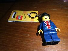 Rare Lego LED Lite Light Keychain London Lester LED LITE - FREE UK POSTAGE