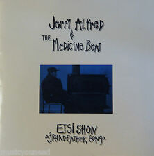 Jerry Alfred & The Medicine Beat - Etsi Shon Grandfather Songs (CD, 1994)