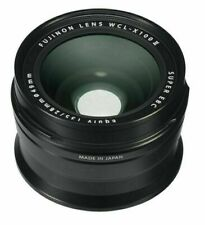 Fujifilm WCL-X100 II Wide Angle Conversion Lens for X100 Series Cameras - Black