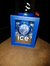 Unisex Ice-Watch Sili - blue big Watch