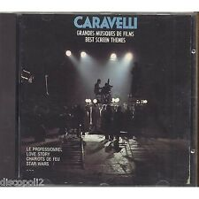 CARAVELLI - Grandes musiques de films - CD OST 1987 COME NUOVO UNPLAYED