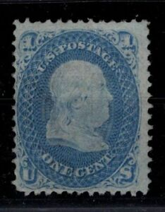 CY141925/ UNITED STATES / SCOTT # 92 MINT MNH (REGUMMED) CV 925 $