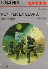 """Urania 1103 - J. Rosemberg: """"NON PER LA GLORIA"""""""""""
