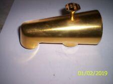 """KOHLER K-6855 (38776}Bath Diverter Spout """" BRUSHED GOLD Finish""""-NOS"""