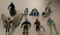 Marvel Legends ToyBiz X-Men Lot of 7 Action Figures