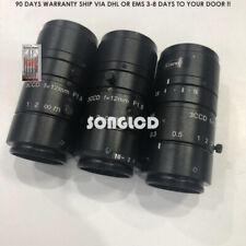 Industrial CCD camera LENS KOWA 3CCD f=12mm F1.8