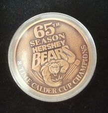 NEW 65th Season Hershey Bears 8-Time Calder Cup Champions Inaugural 2002-2003
