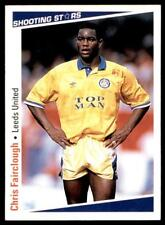 Merlin Shooting Stars 91/92 - Leeds United Fairclough Chris No. 94