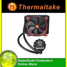 Thermaltake Water 3.0 Riing Red 140 Watercooler 140mm FAN CL-W150-PL14RE-A [F36]